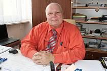 Jaroslav Němeček, starosta Pohořelic.