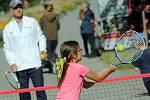 Sport děti. Ilustrační foto