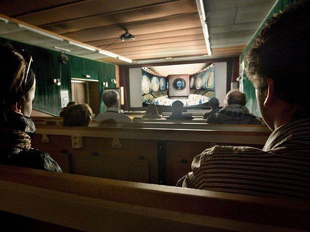 V sobotu 6. března skončil mezinárodní festival studentských filmů Zlínský pes. Diváci se v tento den mohli ve filmové škole podívat také na animovaný film Divoká planeta z roku 1973.