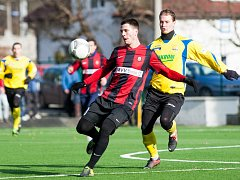MSFL FNL II. liga Zlín - SFC Opava 0-1