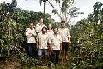 Kukang Coffe tým.