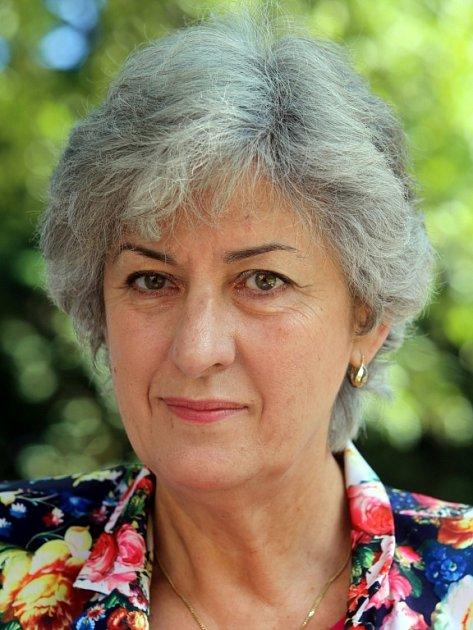 Alena Gajdůšková, ČSSD.
