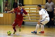 Futsalová reprezentace do 18 let se chystá na turnaj do Zlína.