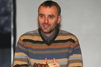 Exekutor Martin Růžička.