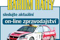 Barum Rally Zlín - online