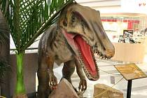 Dinosauři vtrhli do Zlína