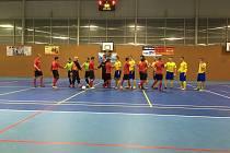 2. futsalová liga Jakubčovice -Zlín