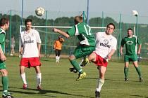 Fotbal III. třída Fryšták B - Kostelec
