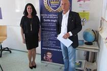 V kraji vzniká nová prestižní vícejazyčná škola za podpory senátora Iva Valenty.