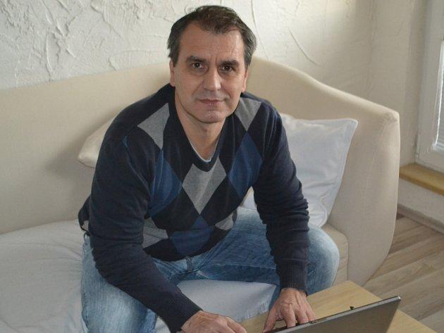 Vlastimír Hrubčík.