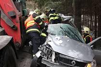 Tragická nehoda ve Velikové