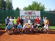Tenisový turnaj ve čtyřhře Valašské debly ATP Valašska 2018.