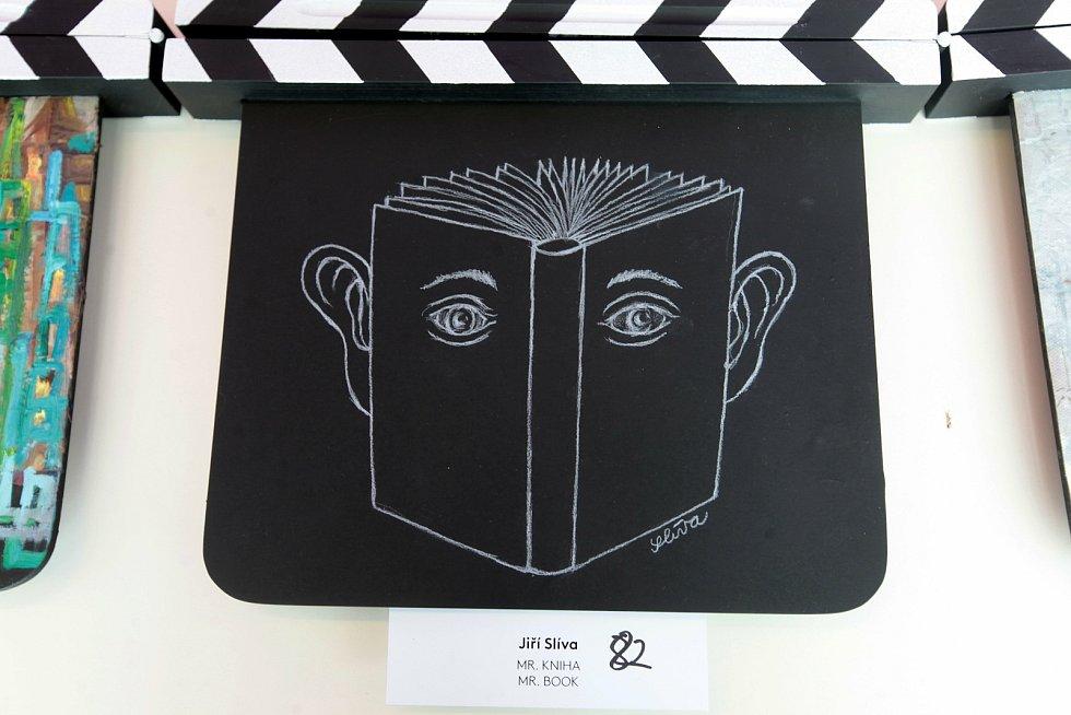 61. Zlín Film Festival 2021 - mezinárodní festival pro děti. Dražba filmových klapek