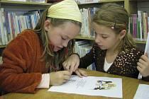 V Krajské knihovně Františka Bartoše ve Zlíně pořádají besedy a soutěže pro žáky základních škol s názvem Čtení je dobrodružství.