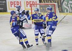 Hokej extraliga Kometa Brno vs. PSG Zlín