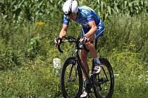 cyklista FORCE KCK Cykloteam Zlín Jiří Slavík