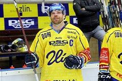 hokej PSG Berani Zlín - HC Sparta Praha. Tomáš Žižka
