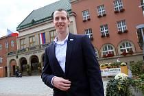 Nový primátor Zlína Jiří Korec.