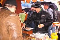 Na Silvestra, 31. prosince 2013, se od desáté hodiny dopolední konala u kulturního domu ve Spytihněvi tradiční Silvestrovská zabíjačka. Lidé mohli kupovat typické zabíjačkové dobroty, jako jitrnice, jelita, ovar, maso či tmavou polévku.