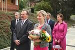 Ministryně školství Kateřina Valachová při návštěvě zlínského kraje