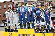 Ilustrační foto z Barum Czech Rally Zlín 2014