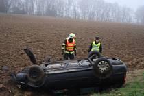 Dopravní nehody u Fryštáku