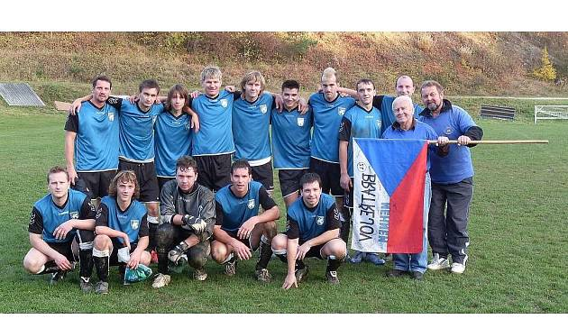 Fotbalisté Bratřejova