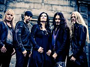 Finská metalová kapela Nightwish. Ilustrační foto.