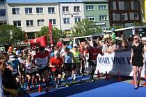 Zlínský půlmaraton.