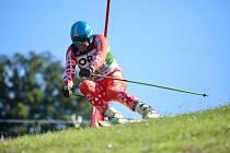Nejlepší travní lyžař historie Jan Němec získal patnáctý světový titul v kariéře.
