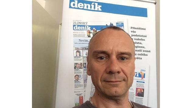Michal Žáček, pořadatel Holešovské Regaty