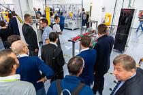 Fakulta aplikované informatiky UTB včera otevřela specializovanou laboratoř robotických systémů.