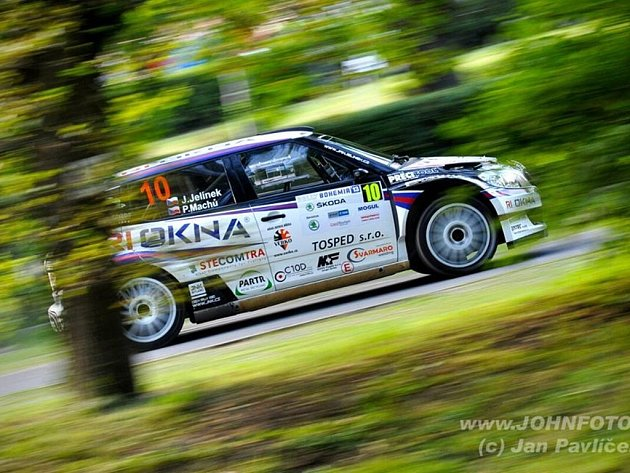 Premiérový ročník s vozem specifikace S2000 se Janu Jelínkovi vydařil. V celkovém hodnocení MMČR dojel šestý.