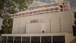 Vítězný návrh nové podoby Velkého kina