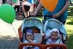 Dětský den pořádaný Klinikou reprodukční medicíny a gynekologie ve Zlíně