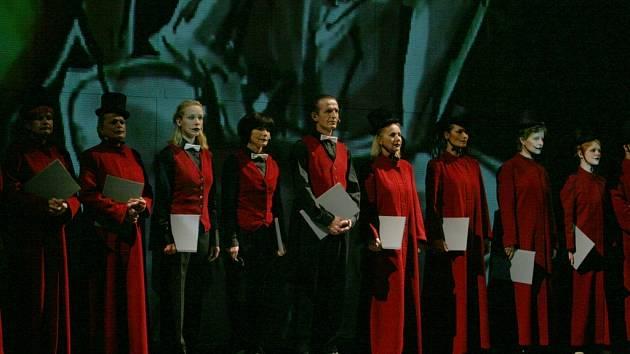 Faust ve Zlíně.