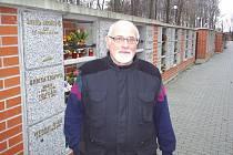 Bývalý ředitel zlínského krematoria Emil Macura.