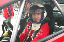 Antonín Tlusťák se na populární Rally Mille Miglia objevil už počtvrté.