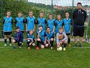 turnaj mladších žáků ve Vysokém Poli 2019
