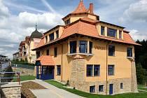 Památkově chráněná Jurkovičova vila Valaška prošla nákladnou rekonstrukcí.