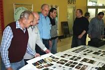 Výstava k desetiletému výročí Klubu vojenských výsadkářů Zlín