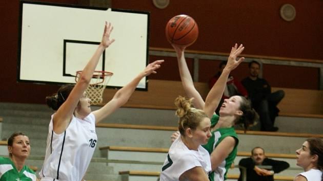 Basketbalistky Zlína