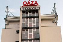 Ubytovna Oáza, Otrokovice