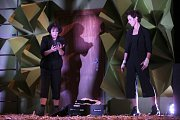 Hra Vlčení v Městském divadle ve Zlíně