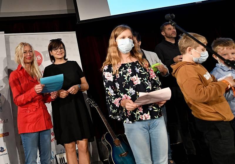Zahájení akce Týden čtení dětem v luhačovickém kulturním domě Elektra