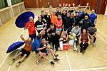 badmintonový turnaj ve Strání 2018