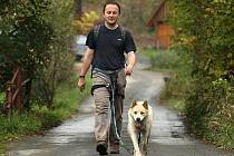 V sobotu 16. října se v Držkové vydali majitelé psů na více jak třicetikilometrový pochod se svými zvířecími přáteli.