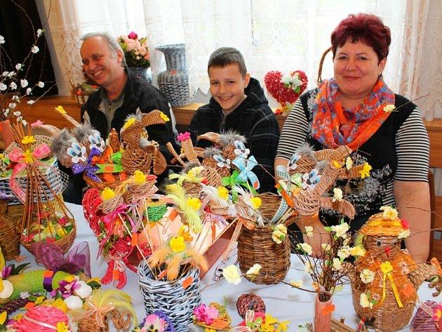 Velikonoční jarmark v Halenkovicích