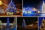 Vyberte nejkrásnější vánoční strom 2020 ve Zlínském kraji