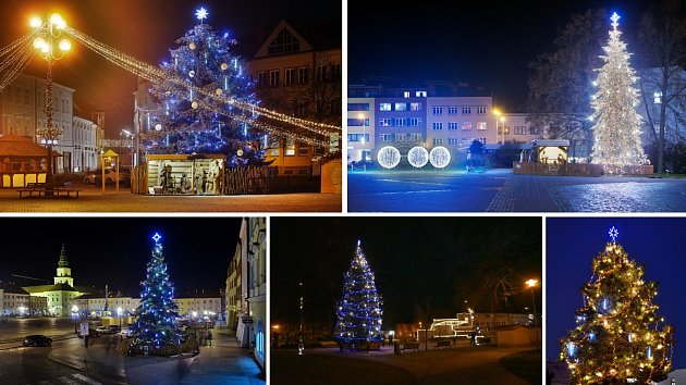 Vyberte nejkrásnější vánoční strom 2020ve Zlínském kraji